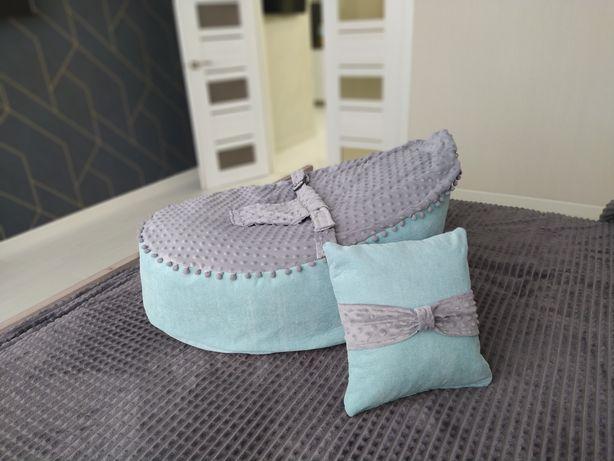 Дитяче переносне ліжко для новонароджених