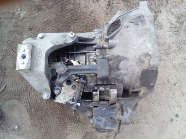 Skrzynia biegów FORD MONDEO MK4 2.0 Benzyna 16V 7G9R7002BC