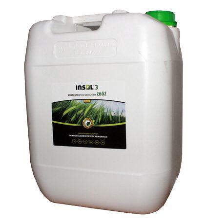 INSOL 3 - 20 litrów - Nawóz dolistny do zbóż - Super cena, Wysyłka 24H
