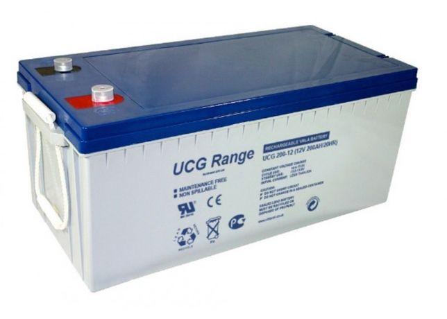 Bateria de gel 12v 275Ah / 320Ah c100 Ultracell