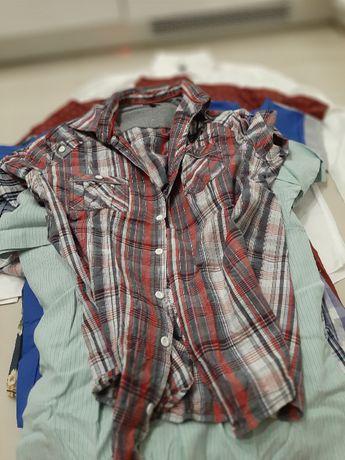 SUPER MIX Koszul na lato, znane marki, modne wzory