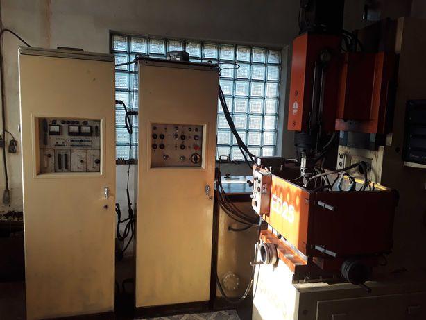 Drążarka elektroerozyjna EROMEX ED 25