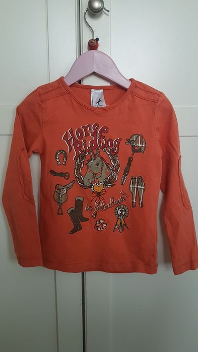 Bluzeczka dla dziewczynki/ 5lat Moskorzyn - image 1