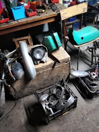 silnik osłona lampa koła części jawa mustang kaczka możliwość wysyłki