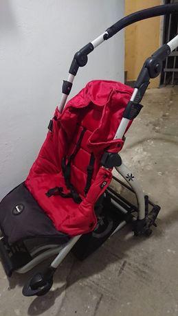 Wózek XLander bez kół czerwony
