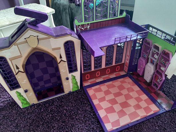 Zamek-domek Monster Hight