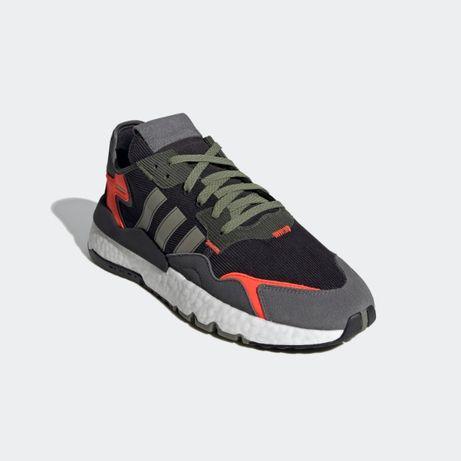 Оригинал! Кроссовки adidas Nite Jogger US 10 (28 см)