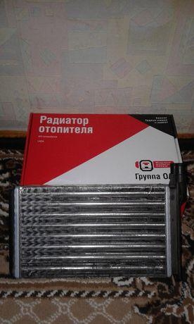 Радиатор отопителя (печки) Ваз 2108, 09, 099 инжектор. Сочится.