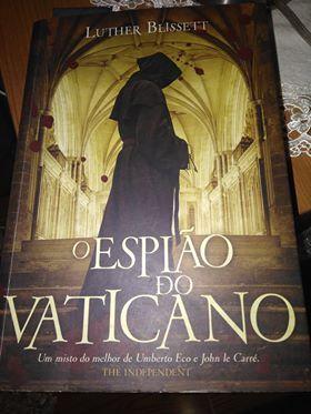 O Espião do Vaticano - Luther Blissett