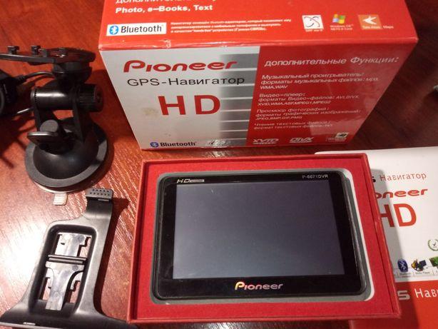 GPS navigate Pioneer