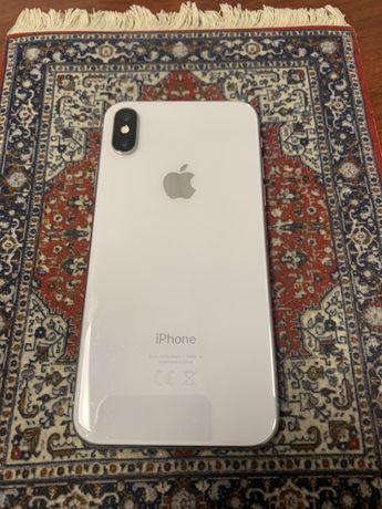 Iphone X 256 silver / айфон 10 Белый
