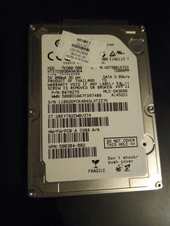 Dysk HDD 500  GB