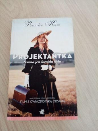 Książka Projektantka