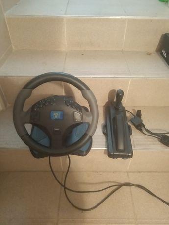 Kierownica do PlayStation 1