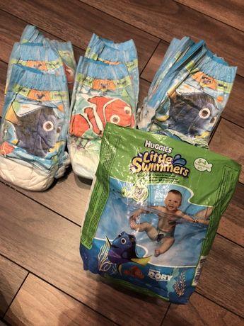 Подгузники-трусики Huggies Little Swimmers для бассейна