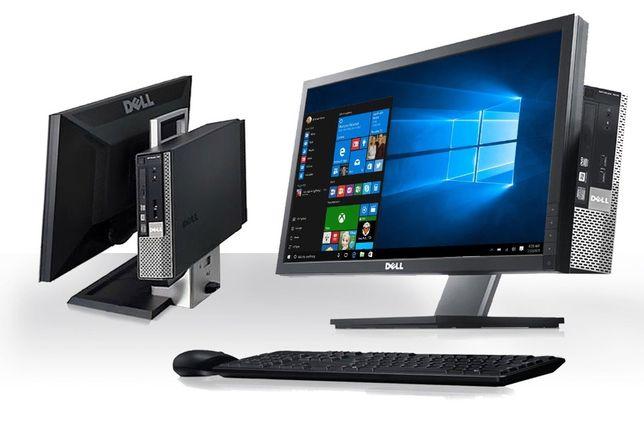 130 рабочих мест Компьютер DELL на i3 и SSD с Монитором, есть Безнал