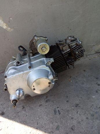 Двигатель альфа, дельта 110 сс