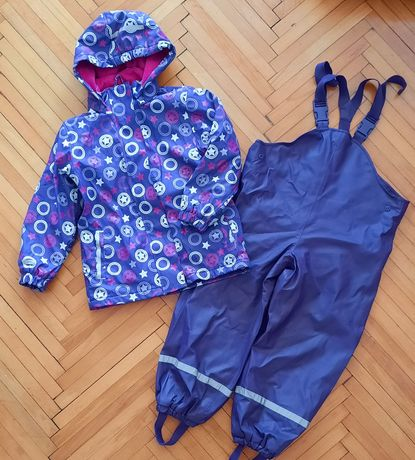 Курточка bonprix и штаны 104-116