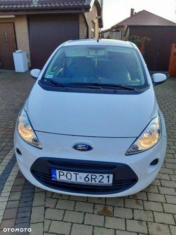 Ford KA ford ka 1.2 benzyna , klima, bezwypadkowy