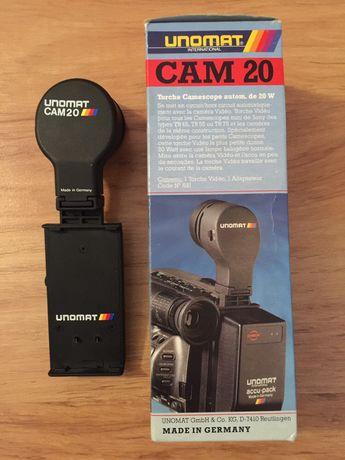 Lampa do kamery Sony UNOMAT CAM20