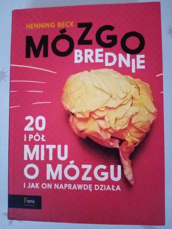 Książka Mózgobrednie - Henning Beck