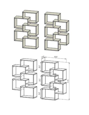 Конструкторские услуги проектирования мебели
