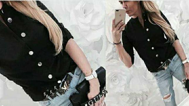 Блуза черная р 46-48