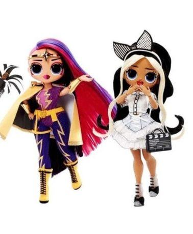 Игровой набор с куклой LOL OMG Movie Magic Ms. Direct MGA