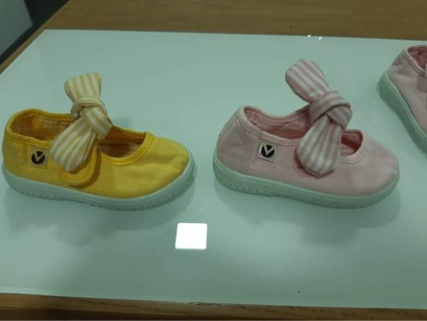 "Sapatos menina ""Victoria"""