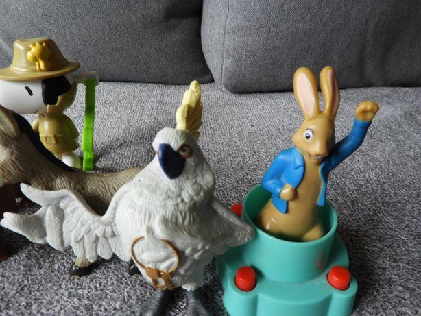 Zabawki z Mc Donald's