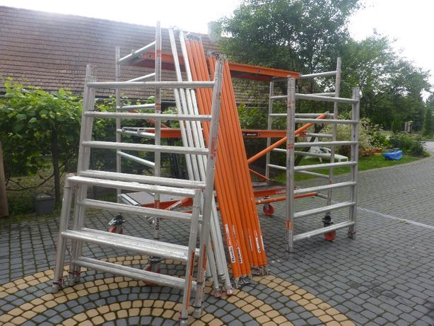 Rusztowanie Aluminiowe Altrex 75/135/250