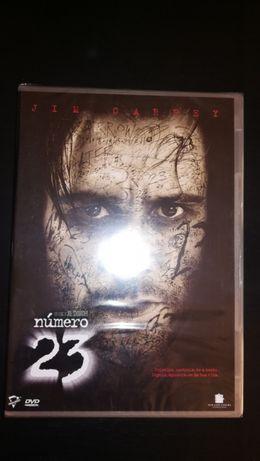 """DVD Novo e EMBALADO """"Número 23"""""""