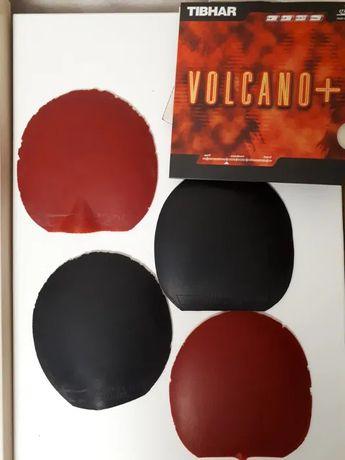 Накладки для ракеток для настольного тенниса Tibhar Volcano+