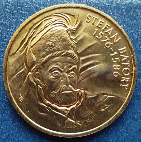 Sprzedam 2 złote 1997 Stefan Batory
