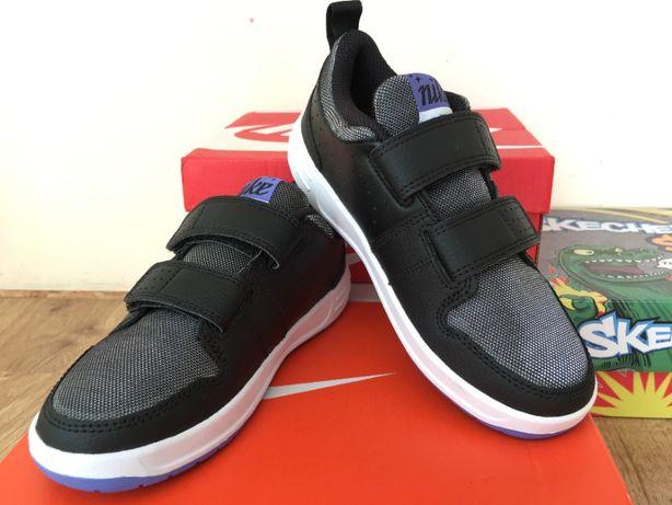 Кроссовки, кеды Nike pico кожа, для девочки, 31 размер
