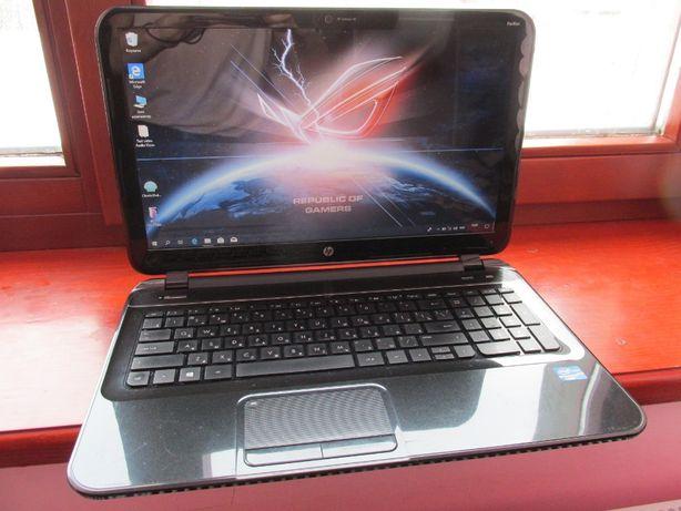 Игровой Ультрабук HP/SSD/intel+8Gb+Geforce GT 128bit+нов.акум
