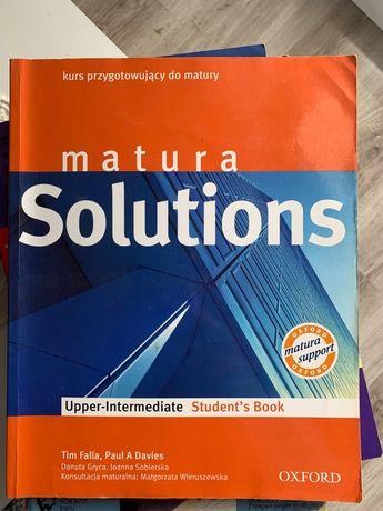 Matura solutions - książka angielski