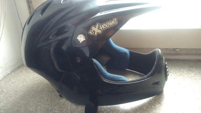 Kask rower/skuter
