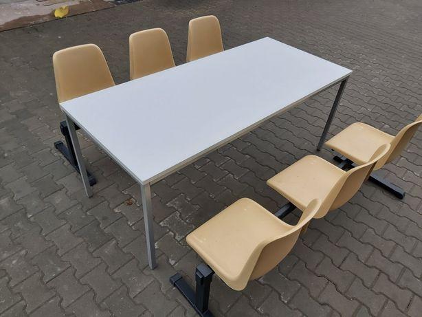 Krzesła/ stołówka