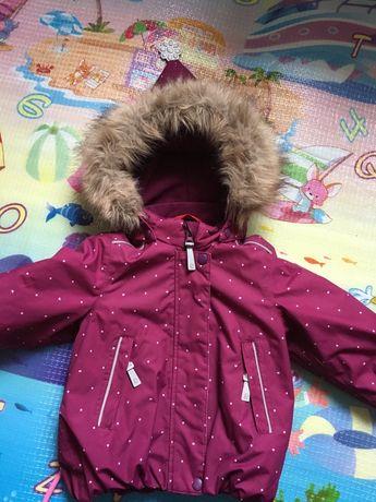 Зимняя куртка Reima tec 80+6
