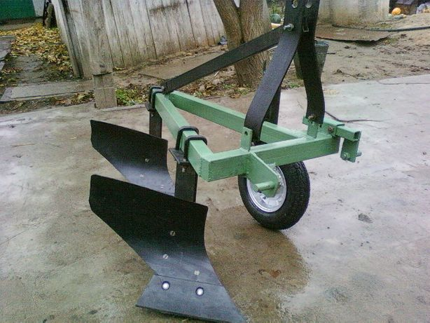 (((ВІД ВИРОБНИКА))) культиватори та плуги на трактори до 40лс