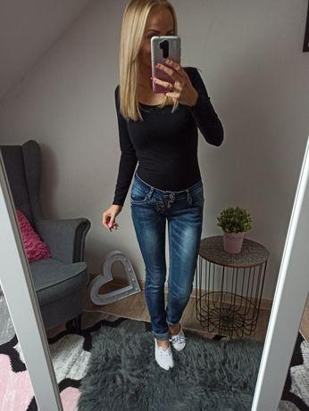 Jeansy damskie rozmiar XS