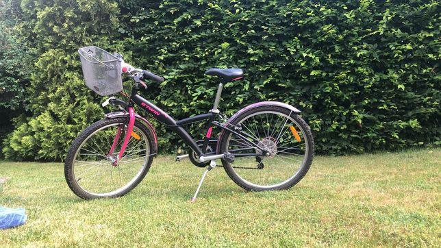 Rower dla dziewczynki B'twin