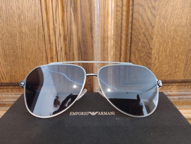 Armani Italy очки авиатор
