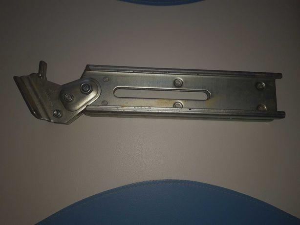 Belka Doppelstock Krone, podwójny załadunek, podwójna podłoga, Krone