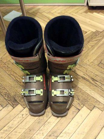 Спортивные горнолыжные ботинки Lange XR9, размер 38,5-39.