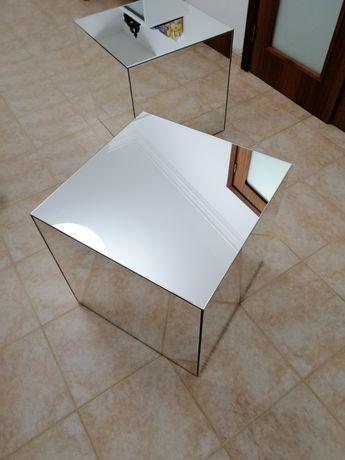 Cubo espelhado 500×500×500