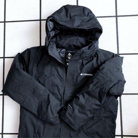 Зимняя мужская куртка пальто р. L (на 52-54) Columbia НОВАЯ оригинал