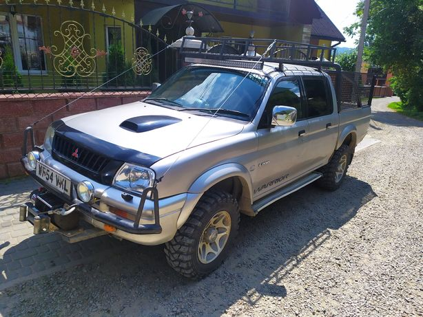 Mitsubishi L200 2.5TDI