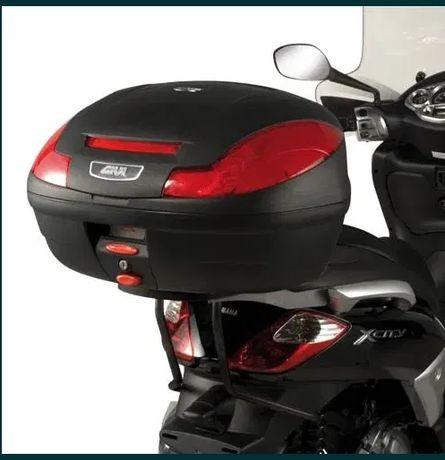 Yamaha X-City 125/250 MBK Cityliner BAGAŻNIKstelaż Givi kufer SR 361